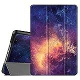 Fintie SlimShell Hülle für iPad Mini 4 - Ultradünn Superleicht Smart Stand Schutzhülle Cover Case mit Auto Schlaf/Wach Funktion, DieGalaxie