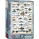 Eurographics Sea Fish Puzzle (1000Stück)