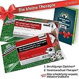 Geschenk-Set: Die Kleine Therapie für FC Ingolstadt-Fans | 2X Süße Schmerzmittel für FC Ingolstadt 04 Fans | Die Besten Fanartikel der Liga, Besser als Tasse, Kaffeepott, Becher & Fahne