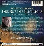 Der Ruf des Kuckucks (Die Cormoran-Strike-Reihe, Band 1)