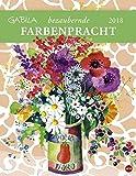 Gabila Farbenpracht Posterkalender - Kalender 2018