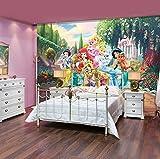 Palais Papier peint de type affiche murale Motif chien Taille géante - 368 x 254 cm Disney Papier Peint