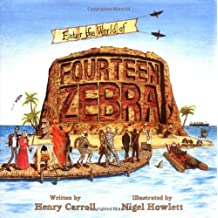 Fourteen Zebra by Henry Carroll (2006-09-29)