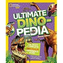 Ultimate Dinosaur Dinopedia, 2nd Edition (Dinopedia)