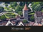 Nürnberg Luftaufnahmen 2016 Wandkalender
