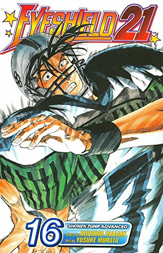 EYESHIELD 21 GN VOL 16 por Riichiro Inagaki