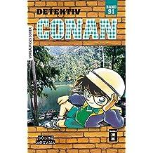 Detektiv Conan 91 (HIERARCHIETITEL, Band 91)