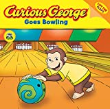 Goes Bowling (Curious George: Level 1)