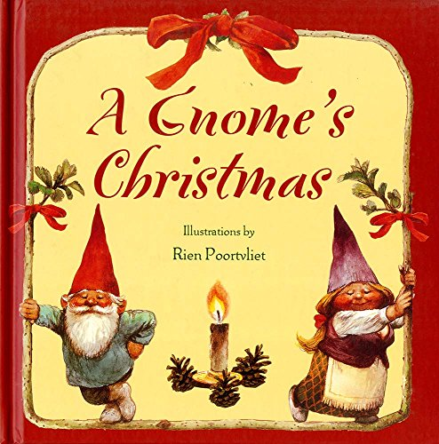 A Gnome's Christmas (Hardcover Gnome)