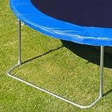 Ultrasport Gartentrampolin Jumper 180 cm inkl. Sicherheitsnetz - 5