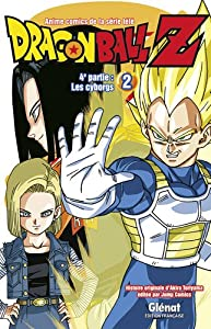 Dragon Ball Z Edition simple Cycle 4 - Les cyborgs - Tome 2