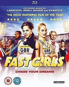 Fast Girls [Blu-ray] [2012]