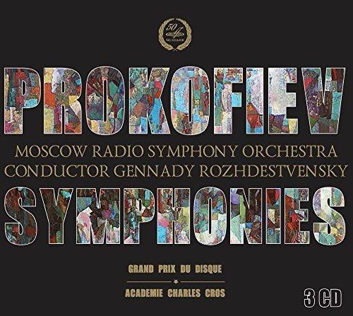 Prokofiev: Symphonies (1-7) (2013-05-03) (Symphony Prokofiev 2)