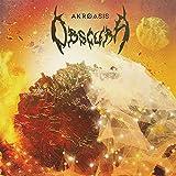 Akróasis (Blood Red Color 2lp+Mp3) [Vinyl LP]