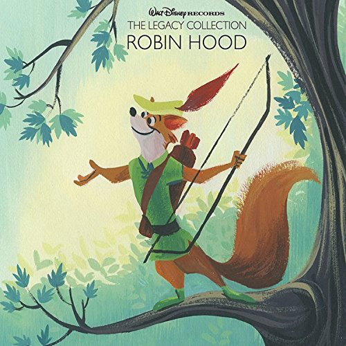 Walt Disney Records The Legacy Collection Robin Hood