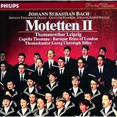 J.S. Bach: Jauchzet dem Herrn, alle Welt, BWV Anh.160 - Amen, Lob und Ehre und Weisheit