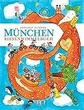 München Wimmelbuch: Wimmelbücher im XXL Format mit fortlaufenden Geschichten