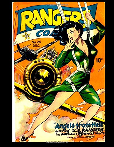 Rangers Comics #26: Golden Age War And Adventure Comic!