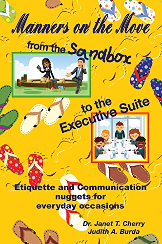 Manners on the Move: from the Sandbox to the Executive Suite (color) (English Edition) - Executive Cherry