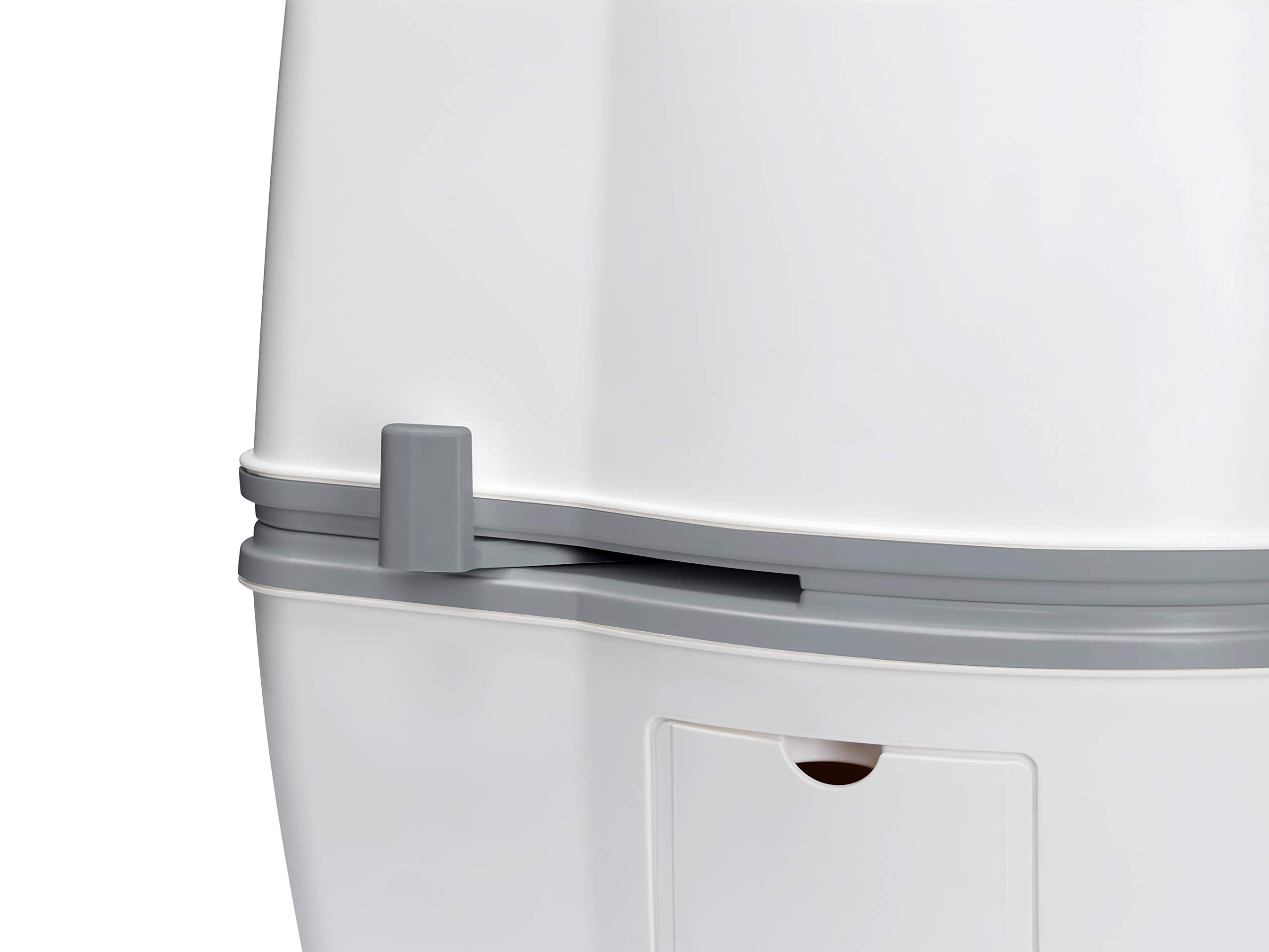 Thetford 92305 Porta Potti 565P Excellence Portable Toilet (Manual), 448 x 388 x 450 mm 9