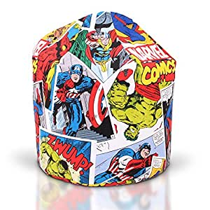 Marvel Justice League Bean Bag Official Licensed Product