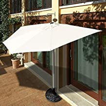 Parasol mural for Sombrillas jardin amazon
