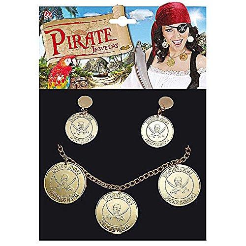 Blackbeard Kostüm Für Erwachsene (Piraten-Schmuck für)
