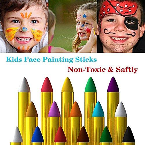 Visage Peinture Kits De Peinture Faciale Peinture Pour Le Corps