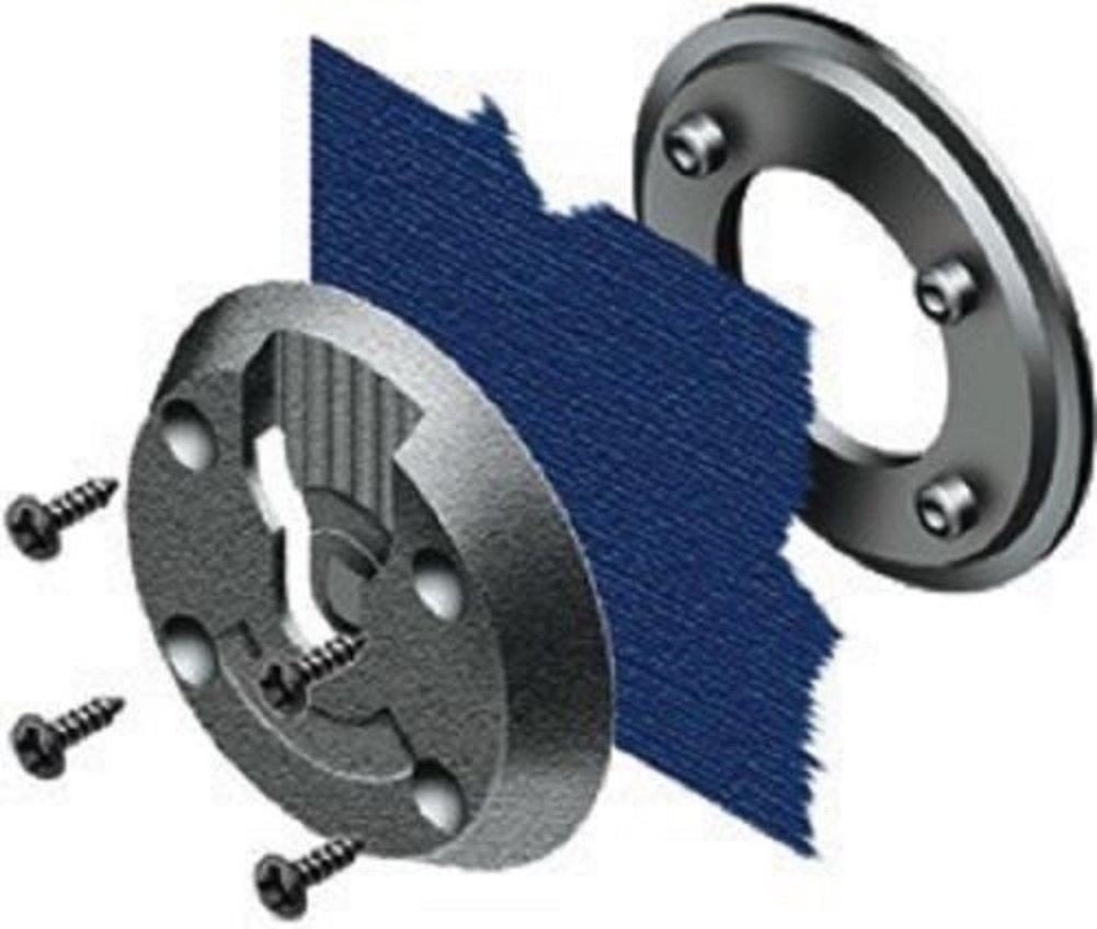 FREE DELIVERY Leather Hoop Klick Fast Klickfast Belt Dock for Radio