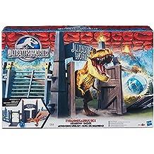 Jurassic World T-Rex, figura de acción (Hasbro B3755)