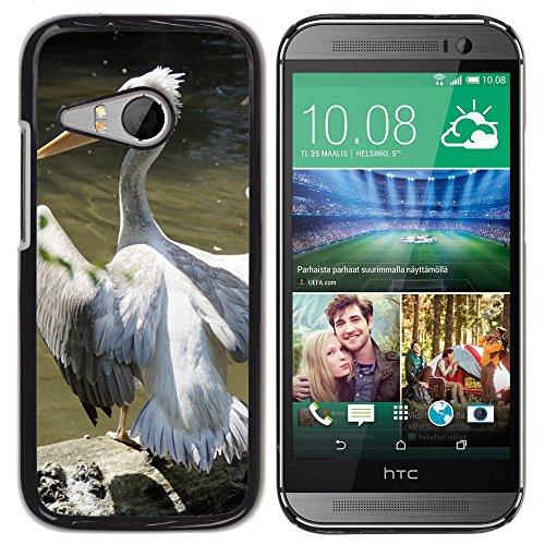 Nur Handy HOT Style Handy PC Hard Case Cover//m00139137Dalmatiner Pelican Pelikan Move//HTC One Mini 2/M8Mini/(passt Nicht für M8) (Hard Case Mini Pelican)