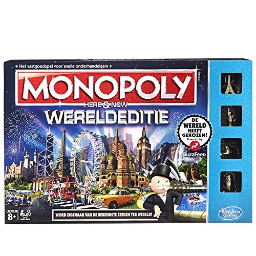 Hasbro B2348568 Monopoly: Weltausgabe  , Spiel