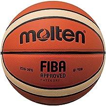 Molten BGM7X Balón de Baloncesto, Hombre, Marrón, 7