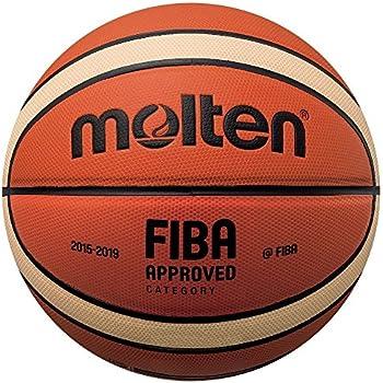Molten BGMX - Balón de Baloncesto Senior femenino, Naranja y ...