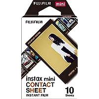 Film Instax Mini Contact Sheet Border (10 Shot Pack)