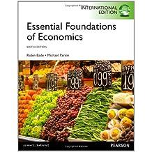 Essential Foundations of Economics: International Edition