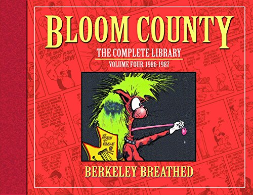Bloom County: The Complete Library Volume 4 (The Library of American Comics)