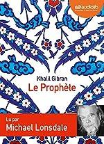 Le Prophète (cc) - Audio livre 1 CD audio de Khalil Gibran