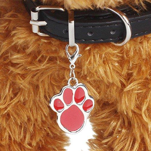 collier-chien-accessoire-bijoux-footprints-puppy-strass-pendentif-belle-pet-2725mm-rouge