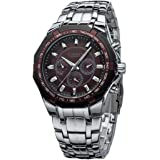 Curren Casual Watch For Men Analog Stainless Steel - 8084