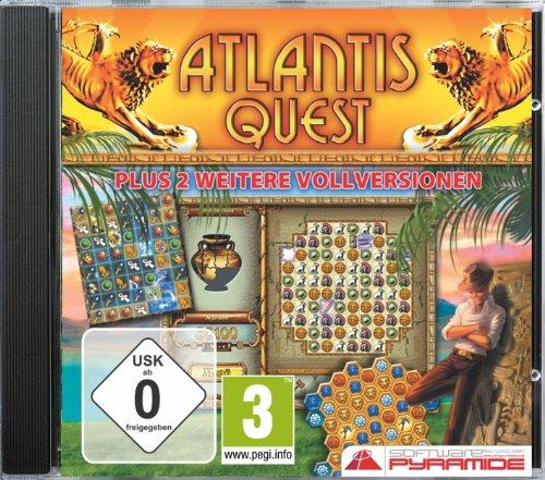 ak tronic Atlantis Quest [Software Pyramide]