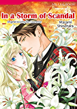 In A Storm of Scandal (Harlequin comics)