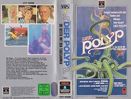 Der Polyp - Die Bestie mit den Todesarmen [VHS]