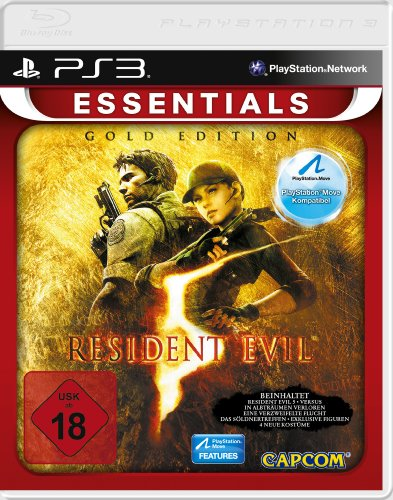 Resident Evil 5 - Gold Edition [Software Pyramide] - [PlayStation 3]