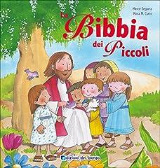 Idea Regalo - La Bibbia dei piccoli. Ediz. illustrata