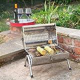 BBQ-- Table Barbecues de Pique-Nique Portable Démontable pour Barbecue de Jardin...
