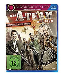 Das A-Team - Der Film - Extended Cut [Blu-ray]