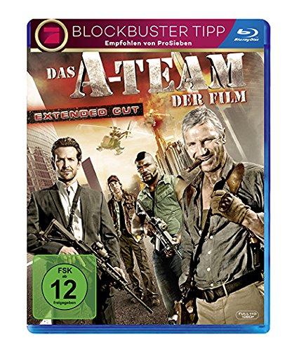 Das A-Team - Der Film - Extended Cut [Blu-ray]