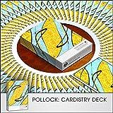 EPCC Pollock Jugando a Las Cartas Playing Cards Cardistry Edition Rare Limited Poker Deck