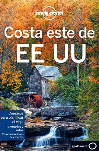 Costa Este de Eeuu 1 Es (Eastern USA) by Lonely Planet (2016-08-06)